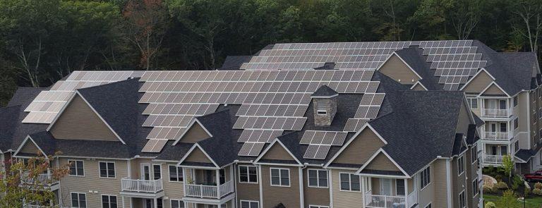 Ashland-Woods-Commercial Solar Installation
