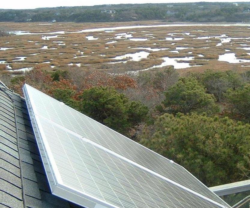 Solar on The Marsh