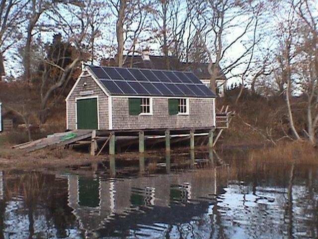 Solar on The Pond